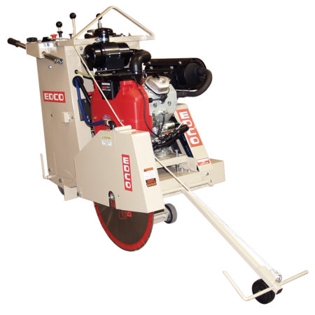"20"" Self-Propelled Saw"